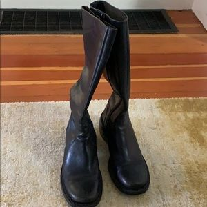 Diba Leather Boots